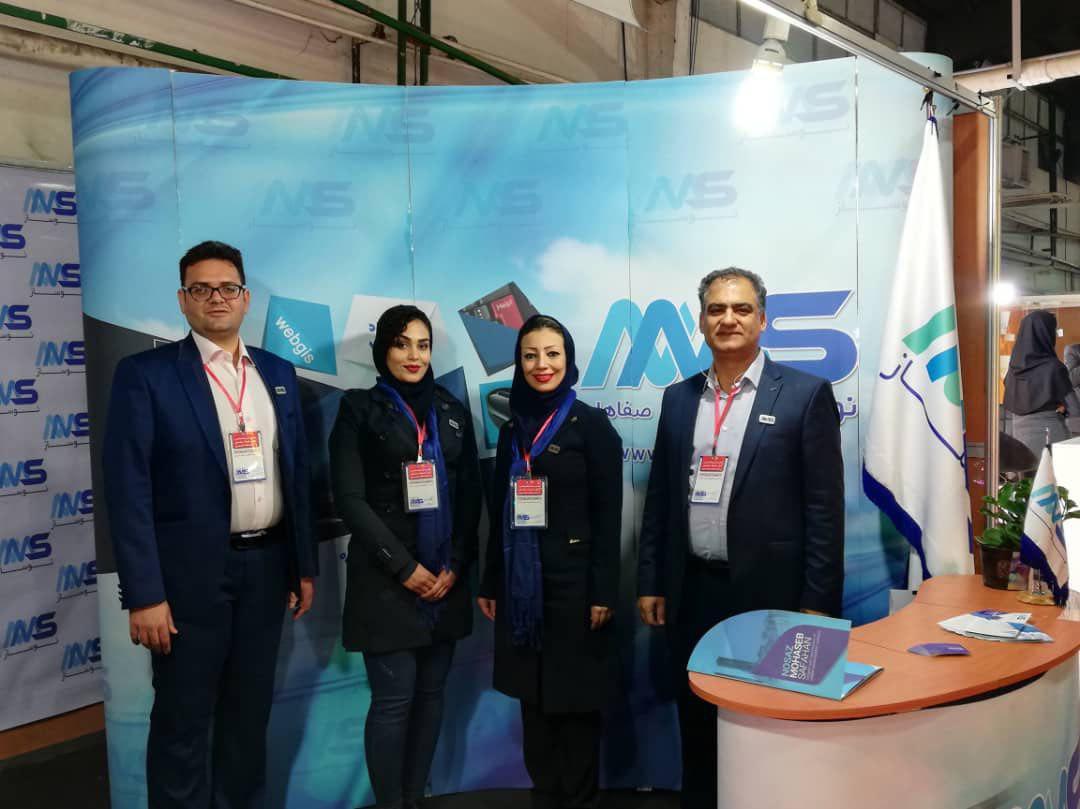 حضور در نمایشگاه خدمات شهری و حمل و نقل استان گیلان (رشت)